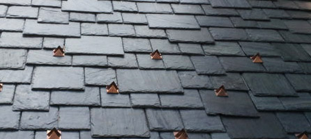 Genuine Vermont architectural slate offers centuries-old elegance on all homes