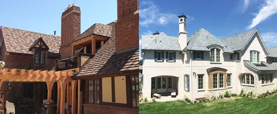 New and Reconstruction Roofs