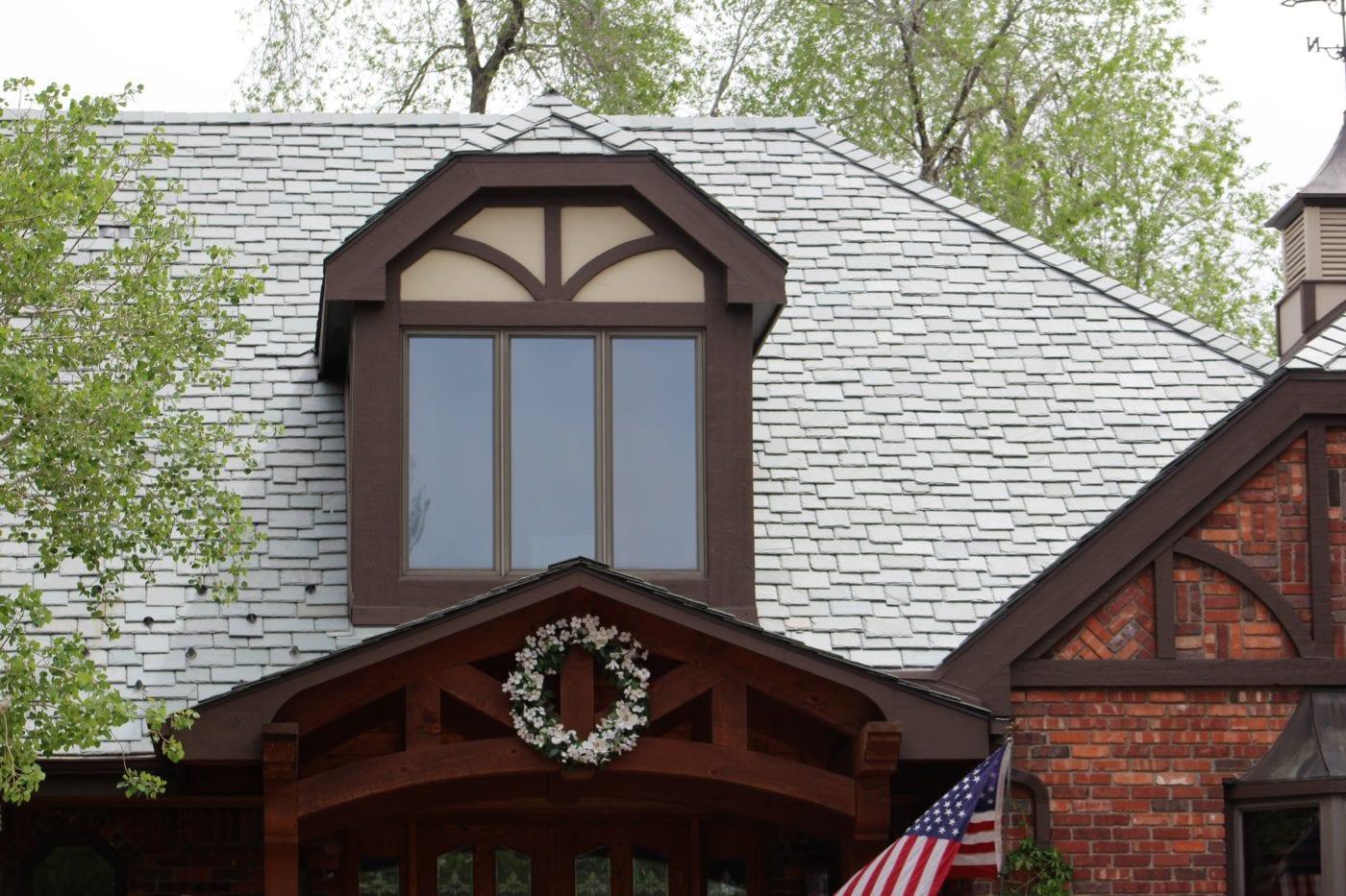 SlateTec Lightweight Slate Roofing