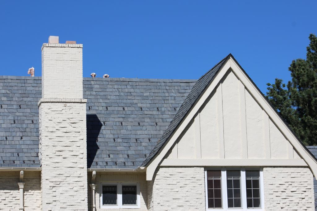 SlateTec - Lightweight slate roof
