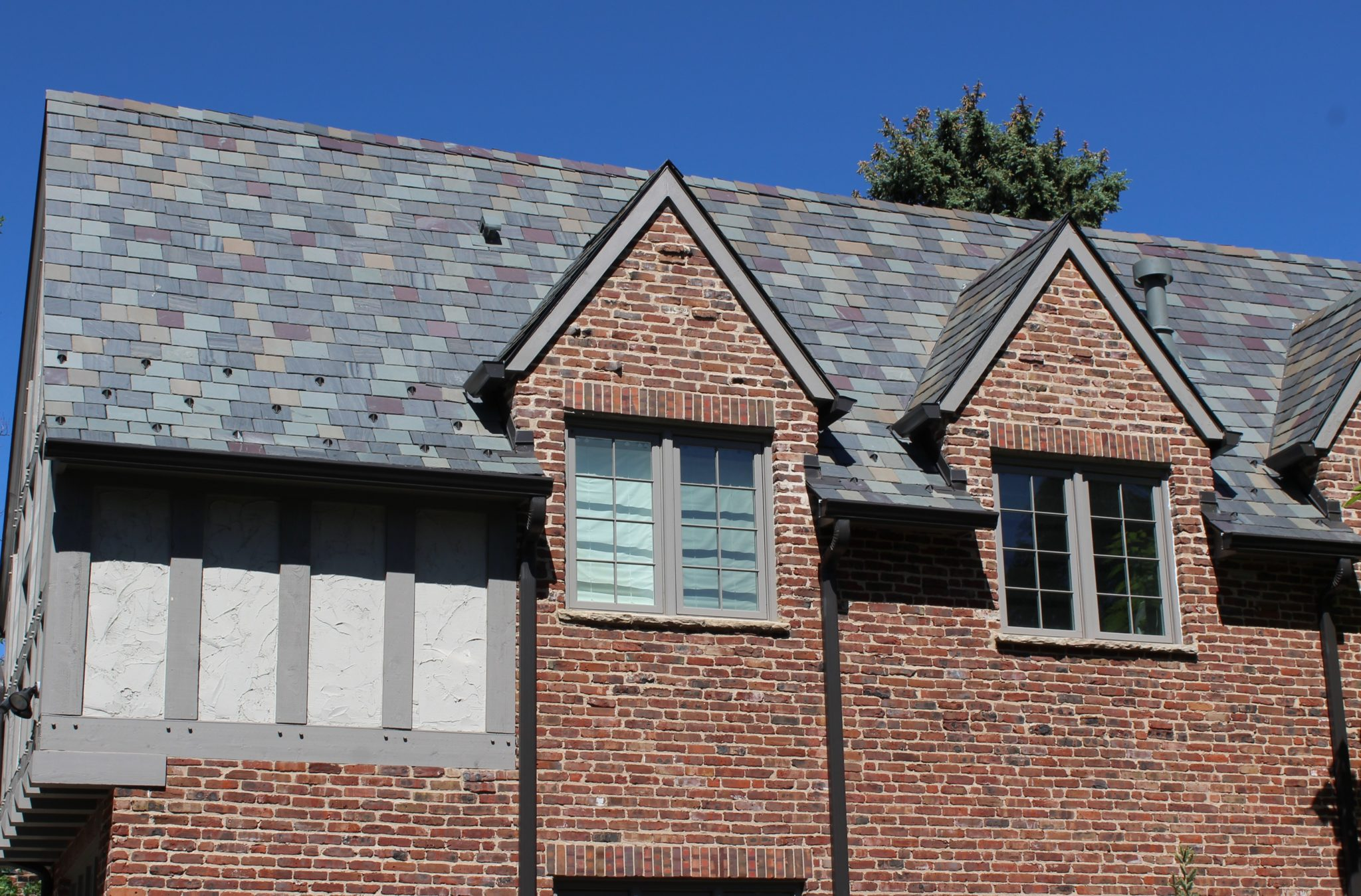 SlateTec - Lightweight Slate Roof - Genuine Slate