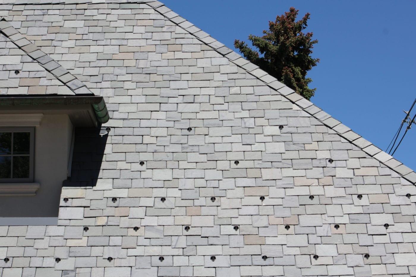 SlateTec - Lightweight Slate Roof System